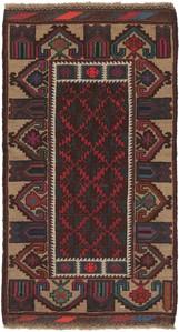 Afghan Old Balutch