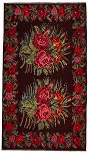 Rose Kelim Old